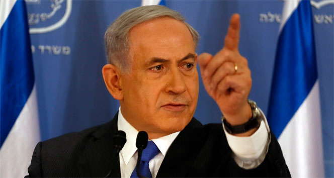 Netanyahu'dan, İran ile JCPOA'ya tepki