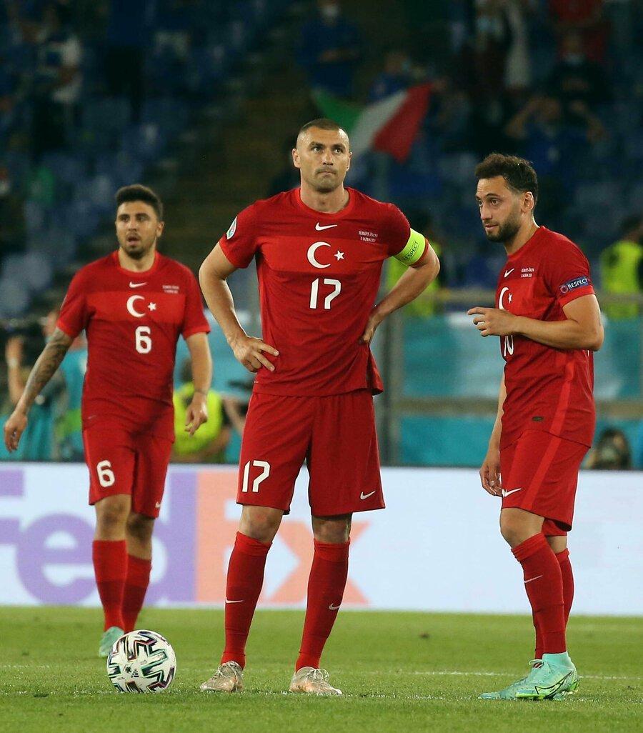 İtalyanlara direnemedik: Türkiye 0 – 3 İtalya