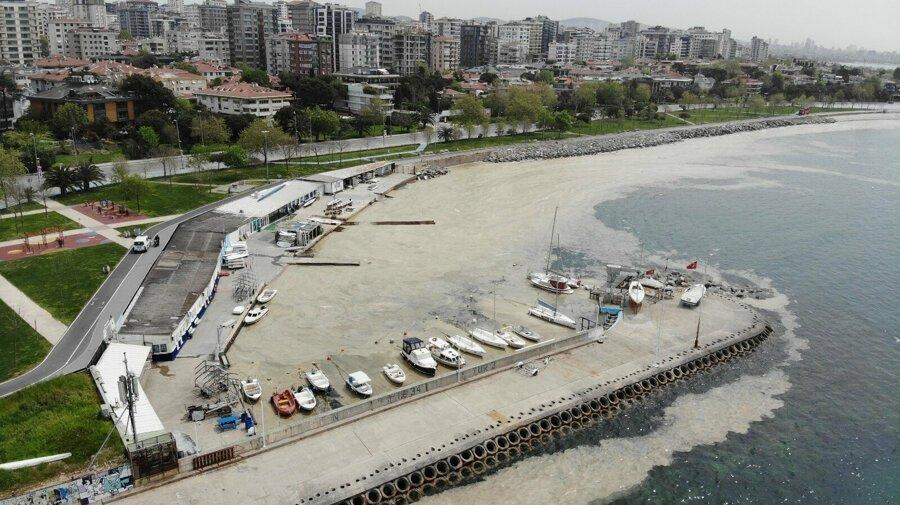 Marmara'da deniz salyalarıyla mücadelede 21 maddelik eylem planı
