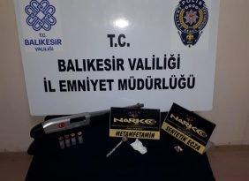 Son dakika haber: Balıkesir de 15 uyuşturucu şüphelisine operasyon