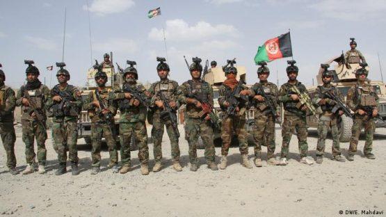 Afgan özel askeri birliklerinin eğitimi Türkiye'de başlıyor!
