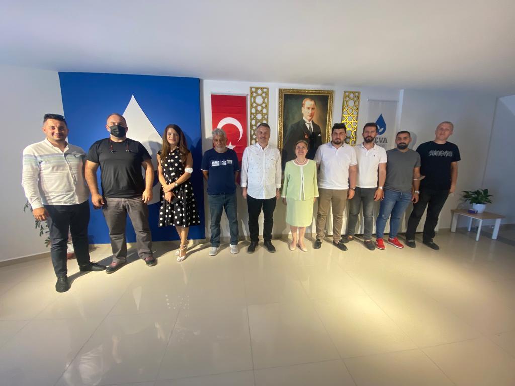 Ayşegül Özdemir; Bandırma'ya DEVA Olacağız.