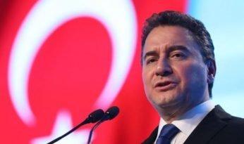 """Babacan'dan 'Tunus' paylaşımı: """"Derin kaygı duyuyoruz"""""""
