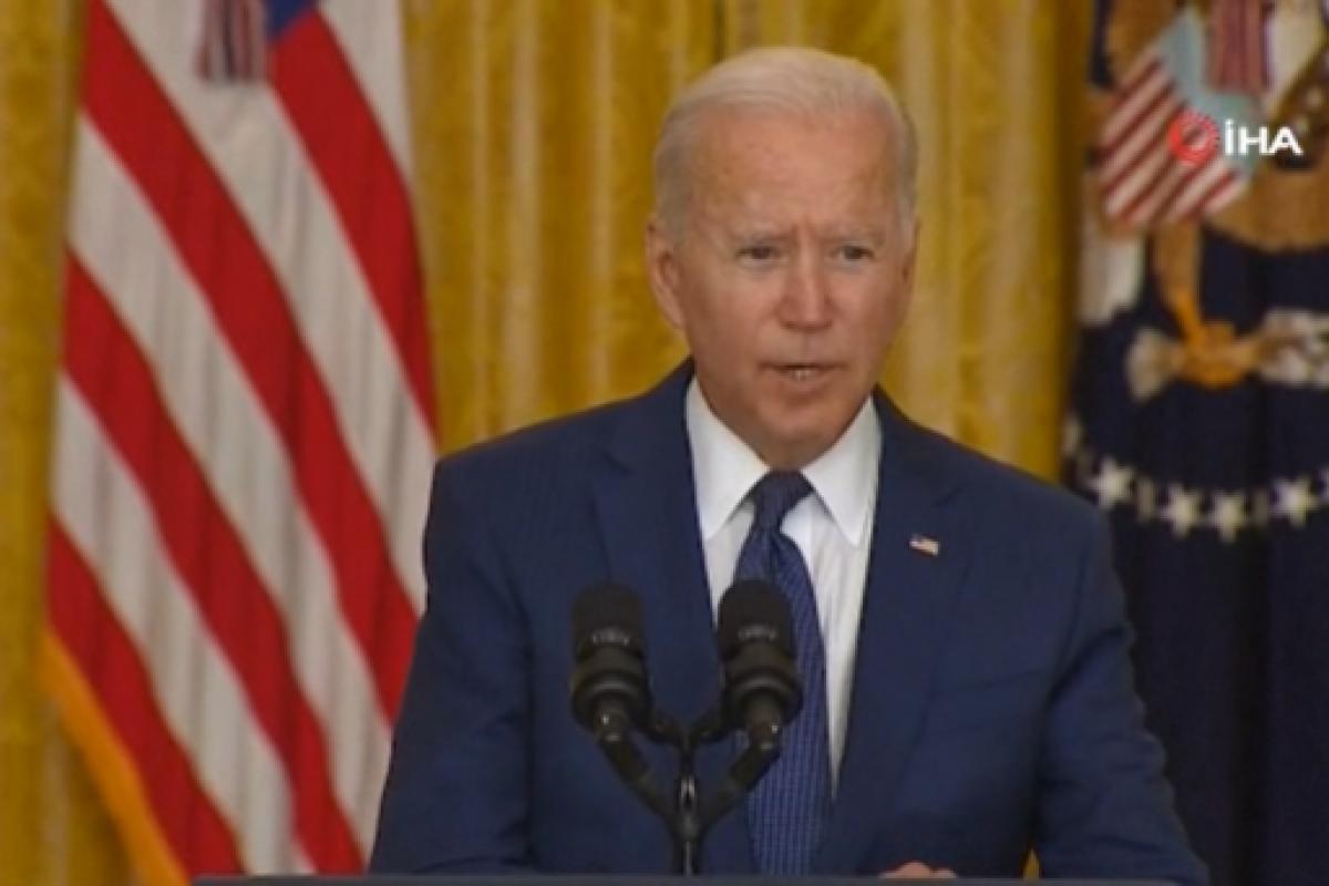 ABD Başkanı Biden: 'Saldırıyı gerçekleştirenlere bedelini ödeteceğiz'
