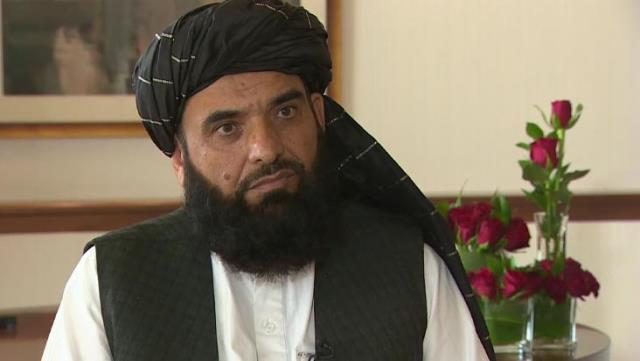 Taliban Sözcüsü Suhail Shaheen: İşbirliği için Türkiye ile yakın olmak isteriz