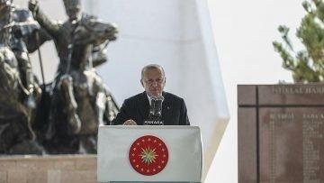 Erdoğan: 2023 hedeflerimiz, küresel senaryolara karşı başkaldırıdır