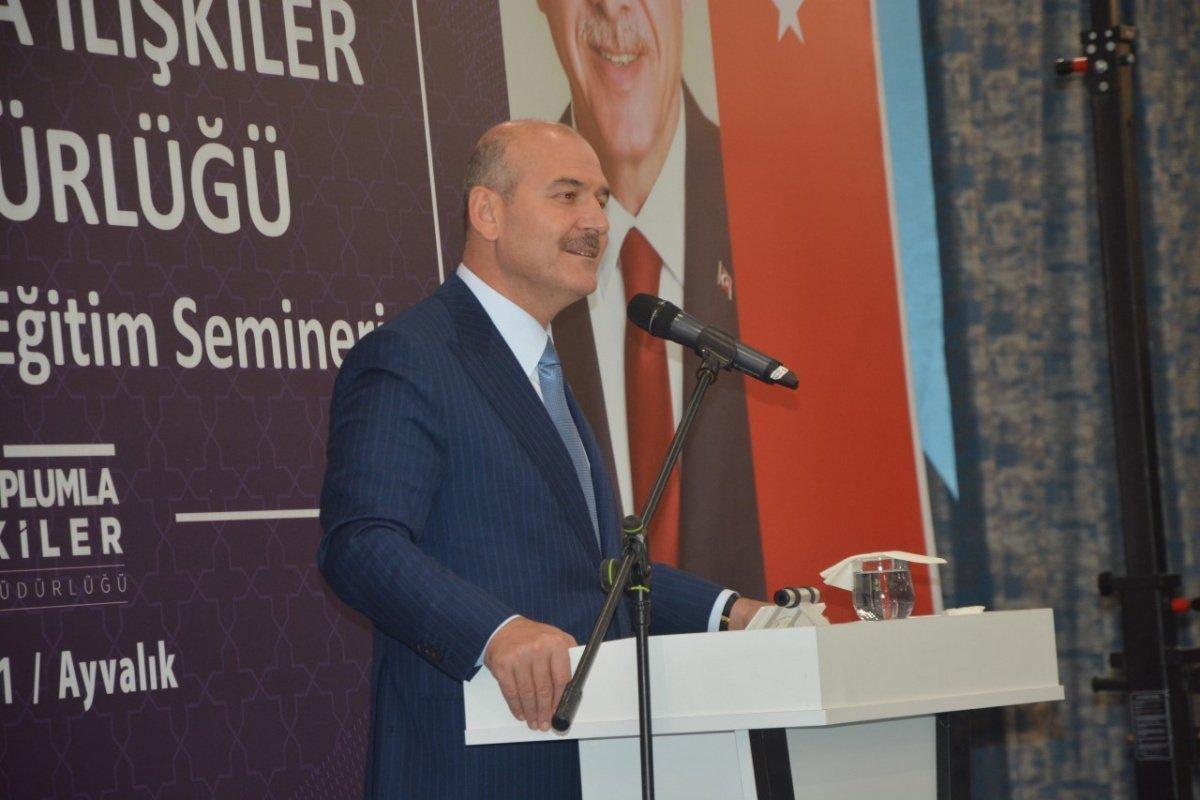 """Bakan Soylu'dan Kılıçdaroğlu'na: """"FETÖ'nün kasetiyle partiye çöktün"""""""