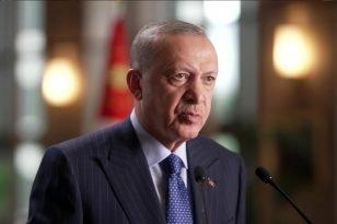 Cumhurbaşkanı Erdoğan'dan işgalden kurtarılan Karabağ'ın yıl dönümüne ilişkin mesaj