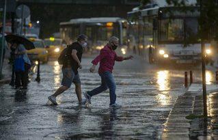 Meteoroloji'den 41 ile uyarı: Kuvvetli sağanak bekleniyor