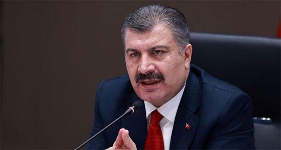 Sağlık Bakanı Fahrettin Koca'dan Bilim Kurulu sonrası yazılı açıklama