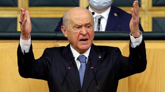 Devlet Bahçeli'den Kemal Kılıçdaroğlu'na 4 soru: Ya evet ya hayır diyeceksin